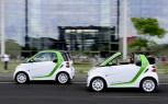 Smart Fortwo Electric Drive Production Ramped up
