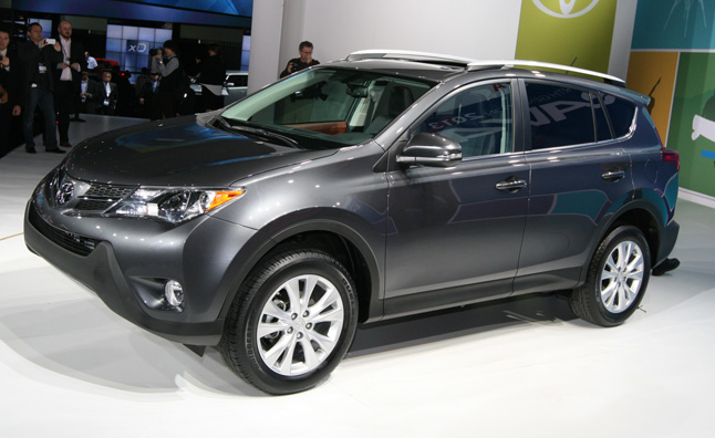 Toyota RAV4 Hybrid Might be in the Making