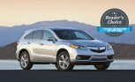 Acura RDX Named 2013 AutoGuide.com Reader's Choice Luxury Crossover of the Year