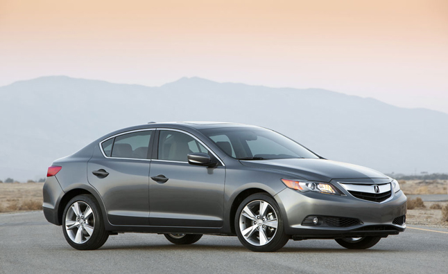 Acura ILX to Keep Base Engine, NSX to Cost More Than GT-R