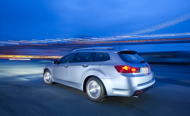2013 Acura TSX Sport Wagon Priced from $31,860