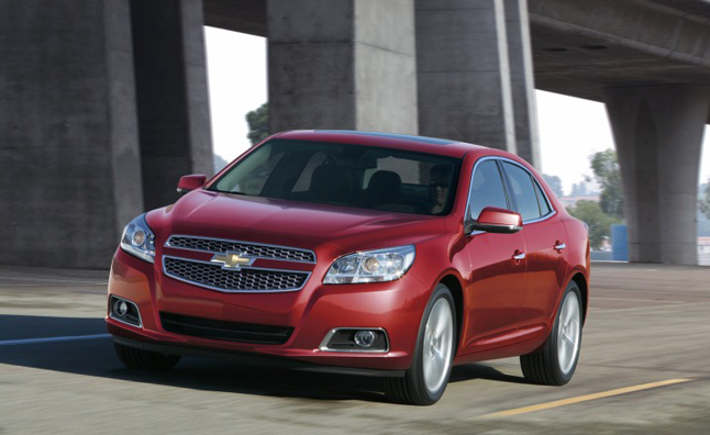 Chevrolet Malibu Plant Idled as GM Deals With Glut