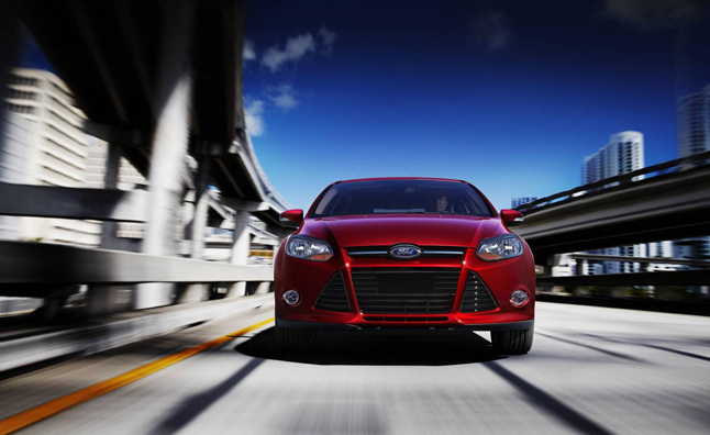 Ford Only Brand to Top Two Million U.S. Sales in 2012