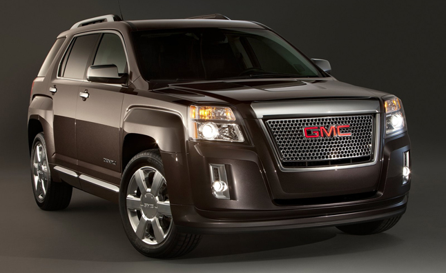 2014 Chevrolet Equinox, GMC Terrain Not Receiving eAssist