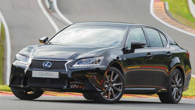 Lexus to Fix 700,000 Cars Because of Consumer Reports