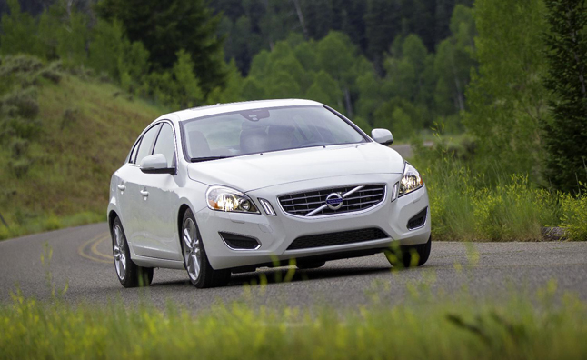 2013 Volvo S60 Awarded IIHS Top Safety Pick Plus