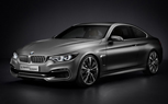 BMW 4 Series Coupe Concept Photos Leaked