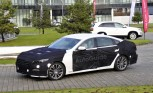 2014 Hyundai Genesis Sedan Spied for the First Time