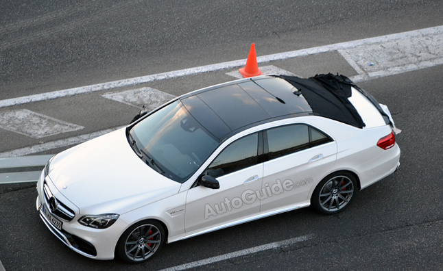 2014 E63 AMG Gets 4Matic All-Wheel Drive - Mercedes-Benz Forum