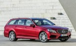 2014 Mercedes E-Class Says Buh-Bye Four-Eyes