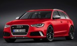 2014 Audi RS 6 Avant Photos Leak Ahead of Debut