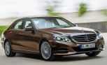 2014 Mercedes E-Class Revealed in Leaked Images