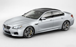 BMW M6 Gran Coupe Photos Leaked