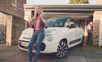 Fiat 500L gets Motherhood Inspired Rap Video