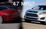 Ford Fusion Hybrid, C-Max MPG Claims to be Reviewed by EPA