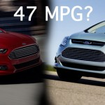 Ford Backs C-MAX, Fusion Hybrid Mileage Claims