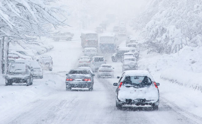 Drivers Not Prepared for Winter Weather: Survey