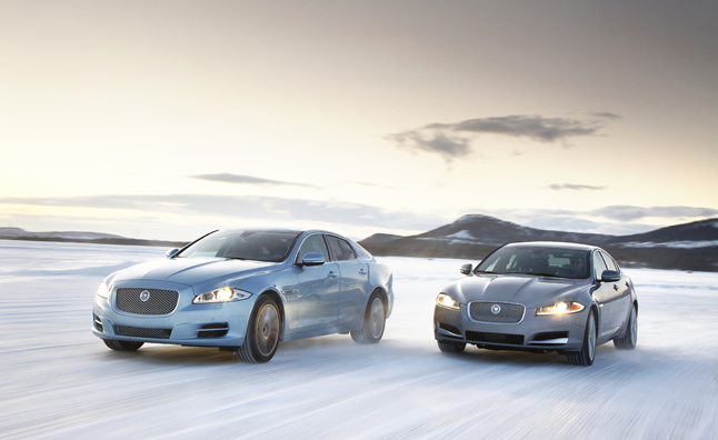 2013 Jaguar XF Recalled for Possible Stalling Issue