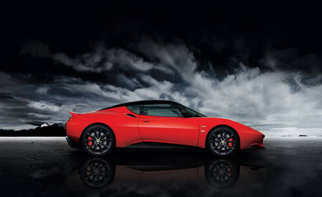Lotus Evora gets new 'Sports Racer' Package