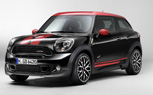 MINI Paceman JCW is a Crossover Doing a Hot Hatch Impression
