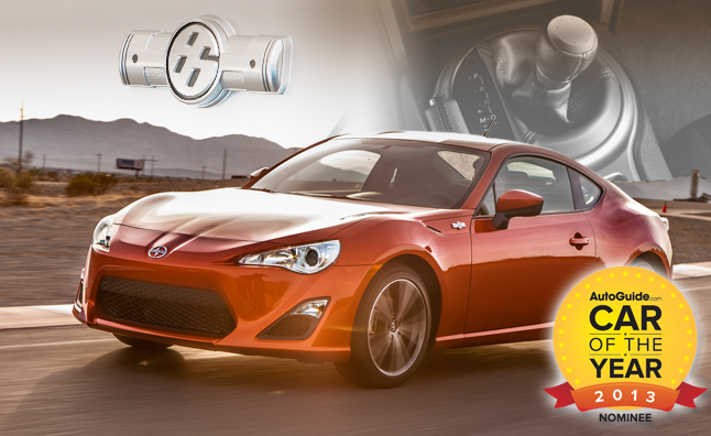 2013 AutoGuide.com Car of the Year Nominee: Scion FR-S