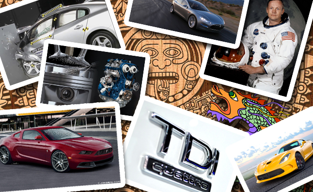 Top 10 Automotive Stories of 2012