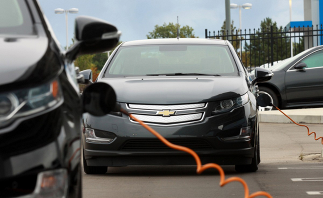 Chevy Volt Owners Have Driven 100 Million All-Electric Miles