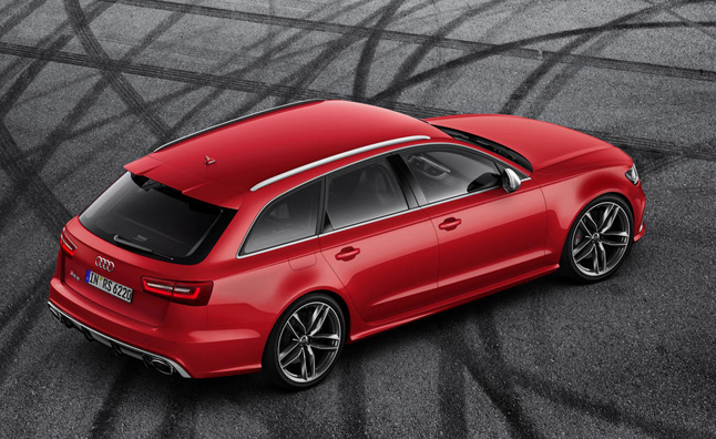 Audi RS6 Avant Gets Showcased in Video