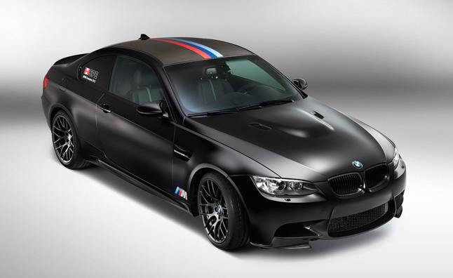 BMW M3 DTM Championship Edition Revealed