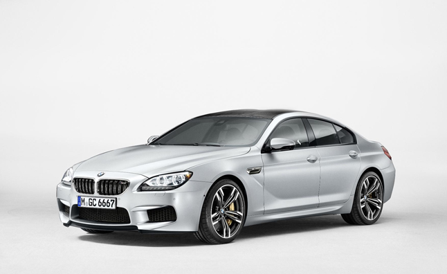 BMW M6 Gran Coupe Officially Unveiled