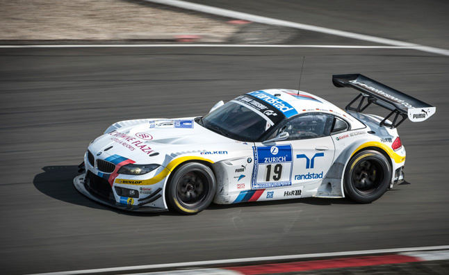 BMW Z4 GTE Confirmed for 2013 American Le Mans Series
