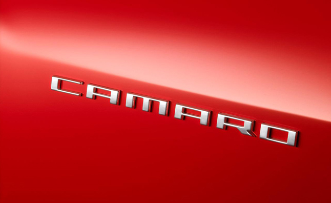 2014 Chevrolet Camaro Could Get Twin-Turbo V6