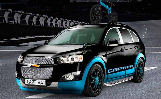 Chevrolet Previews Tokyo Auto Salon Custom Creations