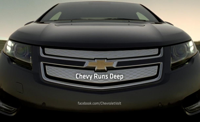 'Chevy Runs Deep' Slogan May be Axed