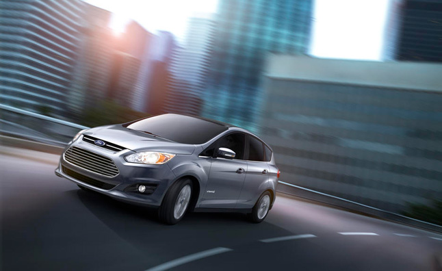 Ford C-Max Outsells Toyota Prius v, Plug-in Prius in November