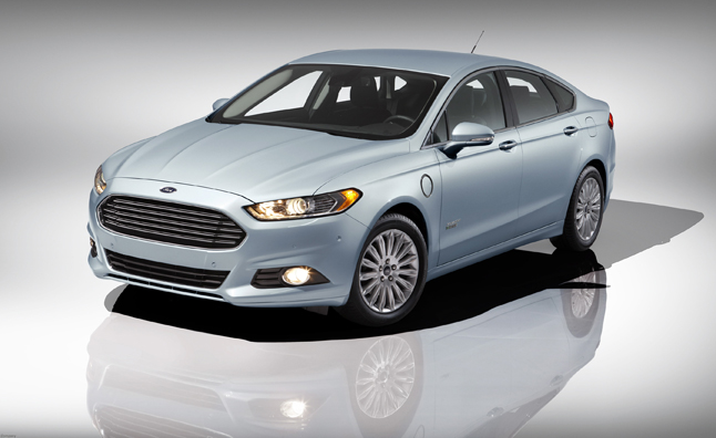 Ford Fusion Energi Plug-in Hybrid Rated Up to 108 MPGe