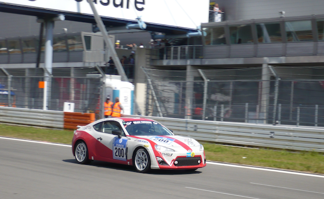 Toyota Announces TMG GT86 Cup for 'Ring VLN Series