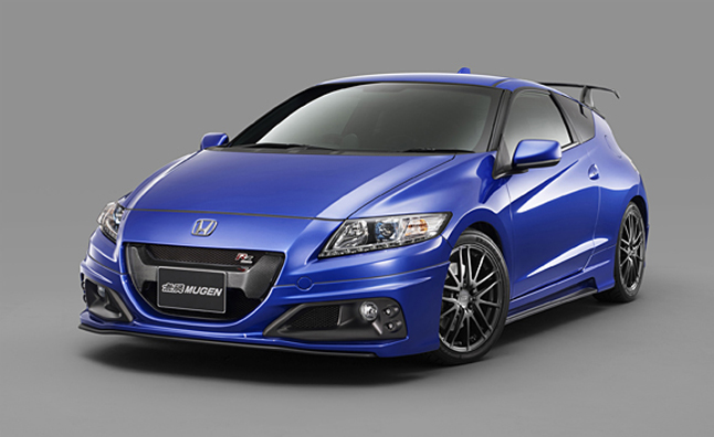 Honda Mugen CR-V, CR-Z and S2000 Concept Among Those Heading to 2013 Tokyo Auto Salon
