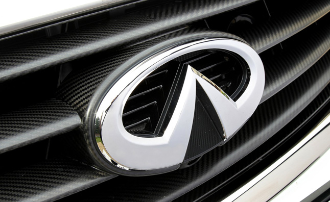 Infiniti Confirms 550+ HP Flagship, Defends Name Change