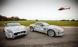 Jaguar F-Type Tested by Outside Drivers for First Time