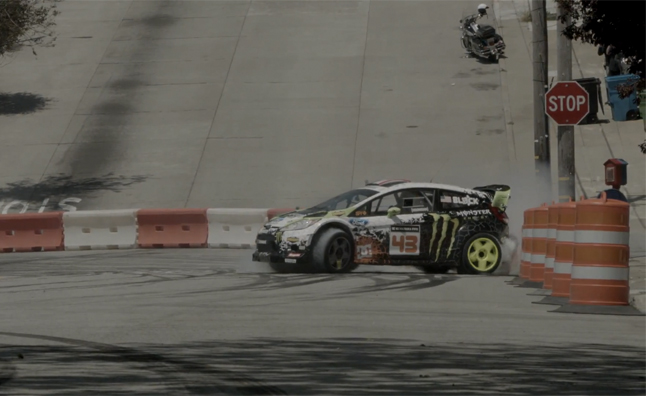 Gymkhana Five, The Making Of – Video