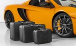 McLaren MP4-12C Inspires Bespoke Accessories