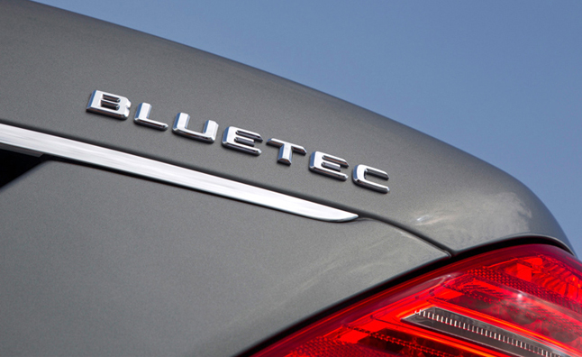 Mercedes E250 BlueTec Headed for North America