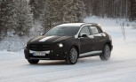 2014 Mercedes GLA Spied During Cold Weather Testing