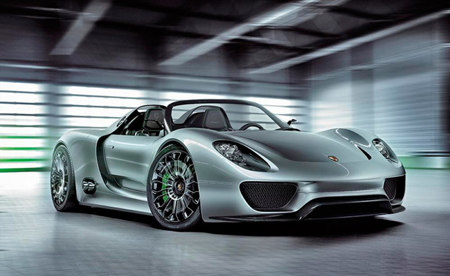 Porsche 919 Name Registered at German Patent Office
