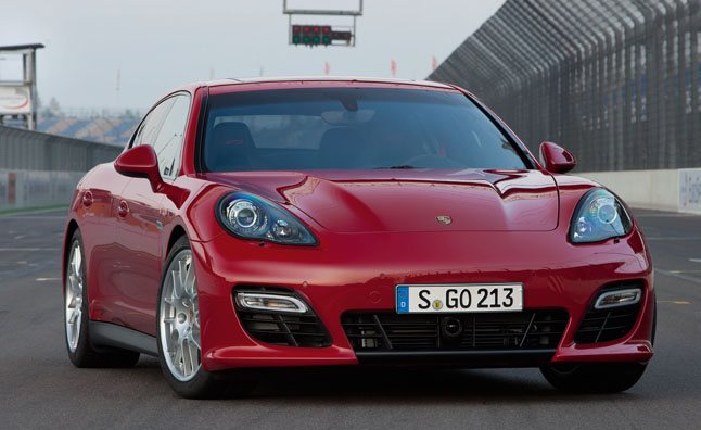 Porsche Panamera Coupe Confirmed by Brand Boss