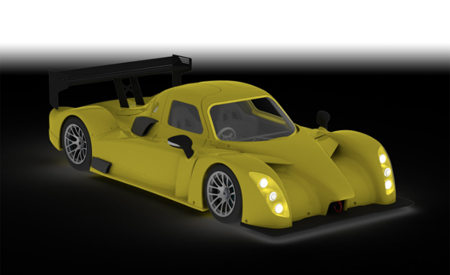 Radical RXC is a Race Car for the Streets