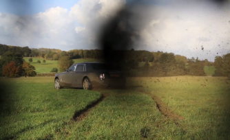 Rolls-Royce Off-Road Hoonage: Must Watch Video