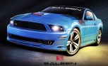 Saleen Ford Mustang S351 Packs 700 HP