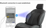 Smartphone App Customizes Driver Seat for 'Perfect Fit'